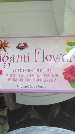 Oragami flowers for Sale in Salt Lake City, UT