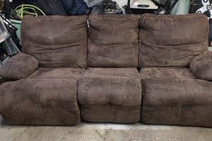 Free reclining couch for Sale in Verona, KY