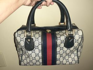 Authentic vintage gucci plus for Sale in Fresno, CA