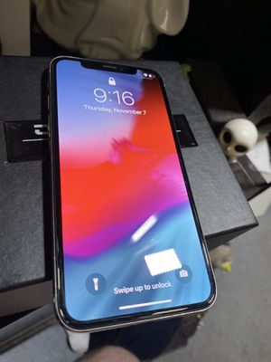 iPhone X 64gb AT&T . No trades, only selling for Sale in Henderson, NV