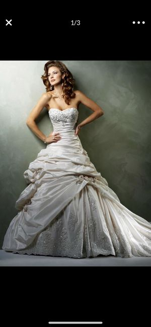 Maggie Sottero Wedding Dress for Sale in Washington, DC