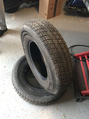 235/80/R16 Ten Ply Trailer Tires for Sale in Lincoln, RI