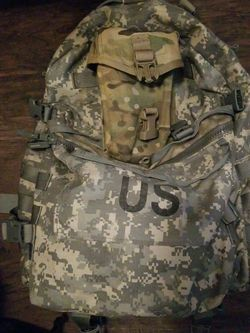 Camouflage Backpack, Assault Pack for Sale in Long Beach,  CA