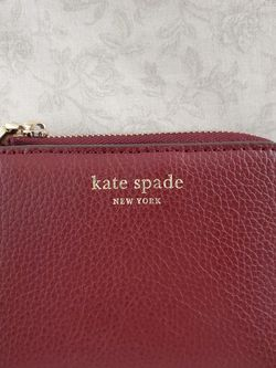 Kate Spade Eva Small L-Zip Bifold Wallet for Sale in San Diego,  CA