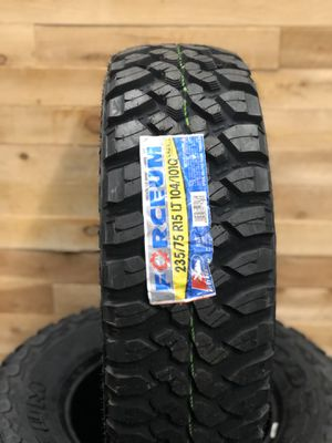 235/75r15 LT for Sale in Harvey, IL