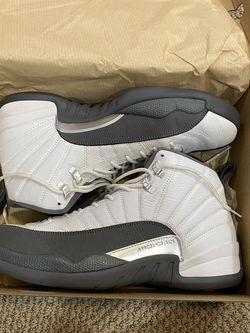 Dark Grey Jordan 12 for Sale in Conyers,  GA