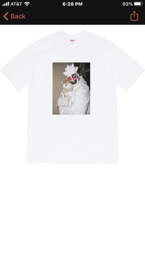 Leigh Bowery/Supreme Tee size medium ✅ for Sale in Selma, CA