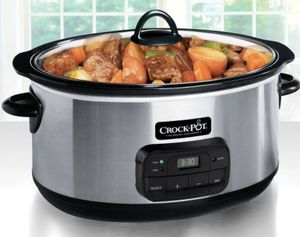 Crock pot - the original slow cooker. In a very good condition. Used just ones. for Sale in Glendale, CA