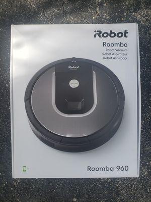 iRobot Roomba 960 Robot Vacuum Cleaner for Sale in Pompano Beach, FL