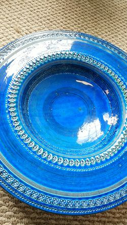 Crate and Barrel decorative bowl for Sale in Fairfax,  VA
