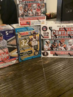 Panini Box Cards for Sale in Modesto,  CA