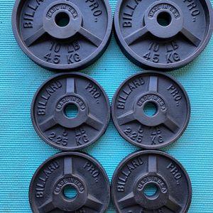 Billard Pro Weight Set 40 Lbs for Sale in Phoenix, AZ