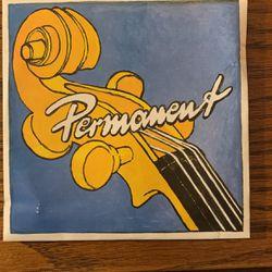 Pirastro Permanent 4/4 Cello A String New for Sale in Highland,  IL