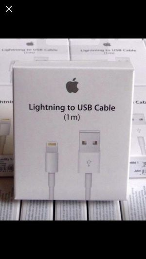 Apple Lightning USB Charging Cable 1M for Sale in Hayward, CA
