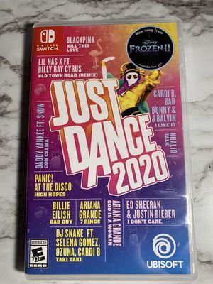 Just Dance 2020 for Sale in Santa Ana, CA