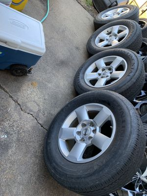 Wehels and tires for Sale in Herndon, VA