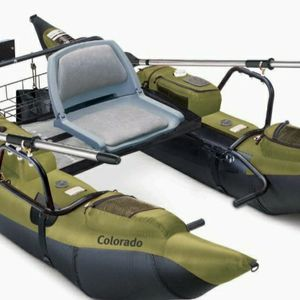 Classic Accessories XT Inflatable Pontoon Boat New In Box for Sale in Tolleson, AZ