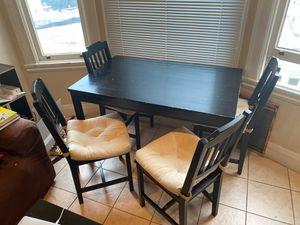 Kitchen table & 4 chairs for Sale in San Francisco, CA
