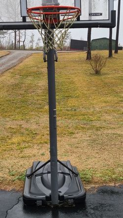Lifetime Basketball Hoop for Sale in Jetersville,  VA