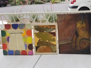 Canvas 15 each for Sale in Las Vegas, NV