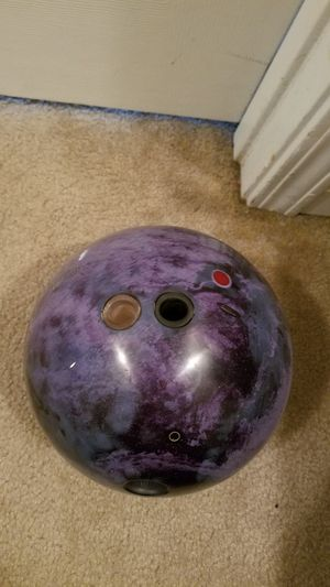 Bowling ball made by Hammer USA for Sale in Lawrenceville, GA