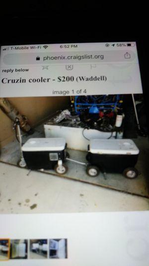 Cruzin cooler for Sale in Waddell, AZ