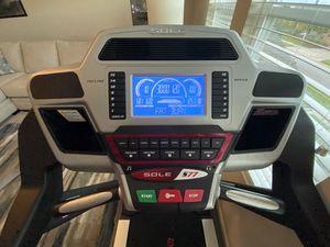 Sole S77 Treadmill for Sale in Wesley Chapel, FL