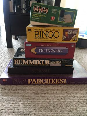 6 Board Games for Sale in Frederick, MD