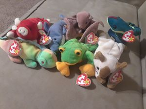 Ty Beanie Babies for Sale in Lake Wales, FL
