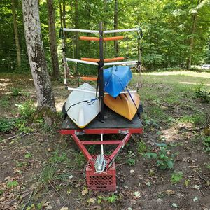 KAYAK TRAILER ONLY for Sale in Beulah, MI
