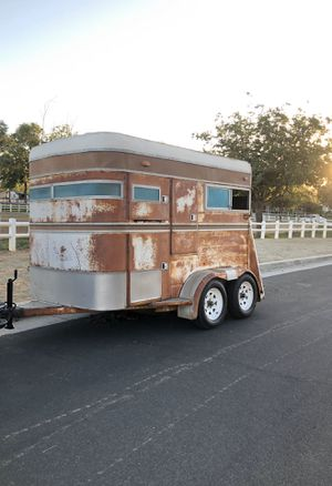 Circle J horse trailer for Sale in Jurupa Valley, CA