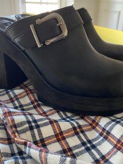 Candies Vintage Black Leather Shoes for Sale in Lawrenceville,  GA