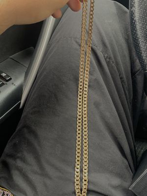 18 k gold chain for Sale in San Antonio, TX