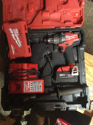 Milwaukee M18 FUEL Drill/Driver for Sale in Lubbock, TX