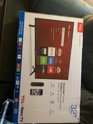 """TCL 32"""" ROKU TV for Sale in Tempe, AZ"""