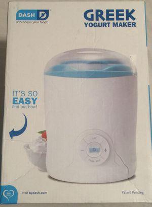 Greek Yogurt Maker new in box by Dash with LCD Display for Sale in Marietta, GA