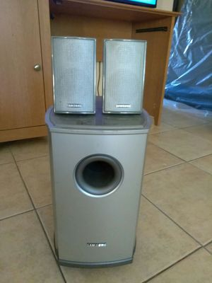 Surround sound system for Sale in El Cajon, CA