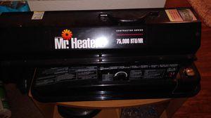 Mr. Heater 75,000 BTU/HR for Sale in Bellevue, WA