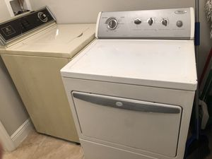 Washer and dryer for Sale in Kissimmee, FL