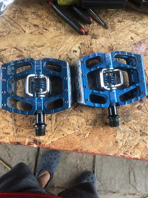 Specialized mountain bike pedals for Sale in Los Angeles, CA