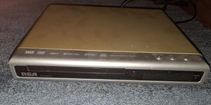 DVD player, no remote for Sale in Brick Township, NJ