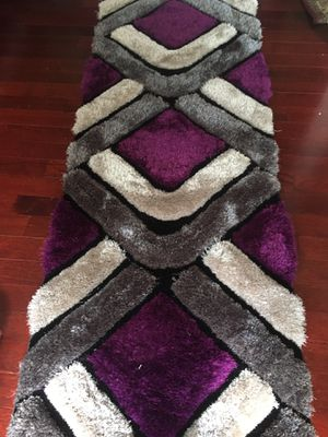 Very beautiful gorgeous rug 3x8 brand new for Sale in Troy, MI