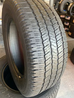 275/60/20 set of Goodyear tires installed for Sale in Rancho Cucamonga, CA