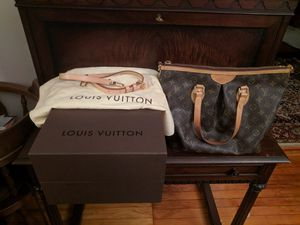 Authentic Louis Vuitton Palermo gm .great condition. Comes with strap, dust bag,box,original store later bag,and receipt for Sale in Pittsburgh, US
