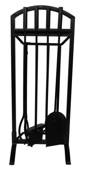 Brand new 5 piece fireplace or wood burning stove tool set with stand for Sale in Portland, OR