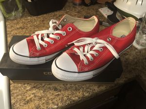 Converse red for Sale in Arvada, CO
