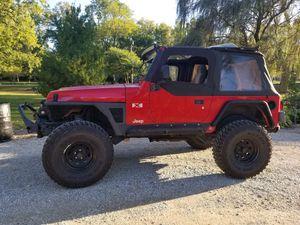 2004 jeep wrangler for Sale in Franklin, IN
