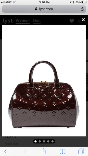Louis Vuitton Montana Bag for Sale in Chelmsford, MA