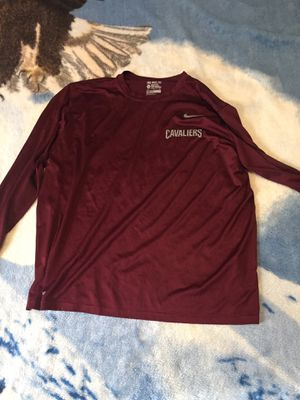 NEW NIKE DRY FIT LONG SLEEVE Sz XL for Sale in Cleveland, OH