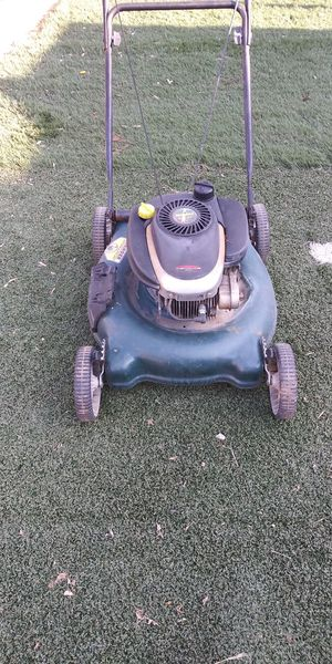 Lawn Mower for Parts for Sale in Moreno Valley, CA